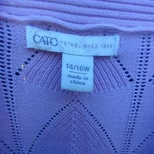 Cato Sweaters - Cardigan